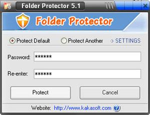 Lockdir progrma para poner contraseñas a las carpetas Introlockdir
