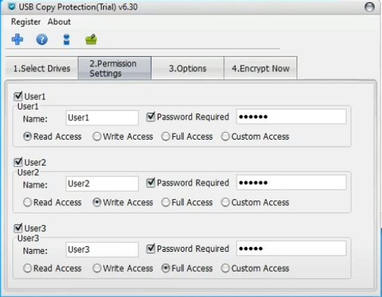 KakaSoft USB Copy Protection Screenshot
