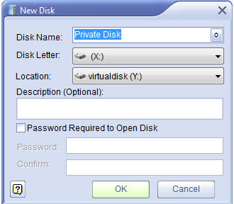 Private Disk