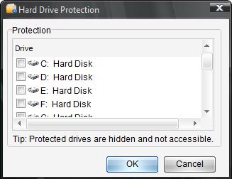 lock drive