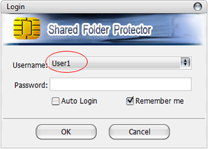 How to Password Protect and Set Permissions for Shared Folder?