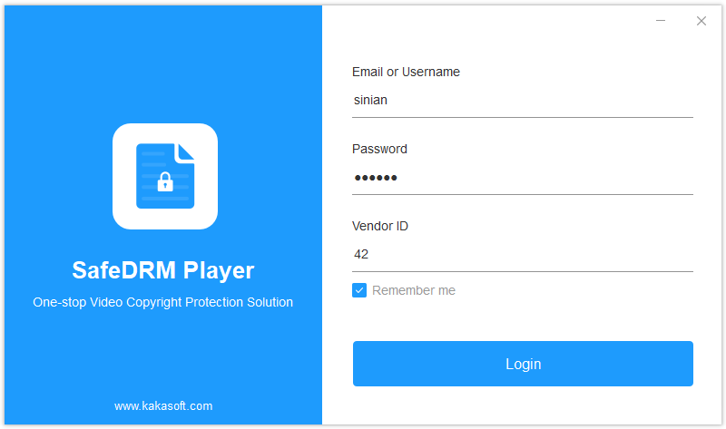 How to view DRM-protected Video/PDF by SafeDRM on Windows, Mac, Android, and IOS?