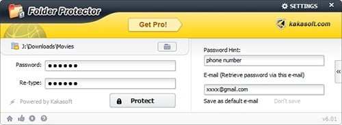 How to Password Protect a Folder with Lockdir?