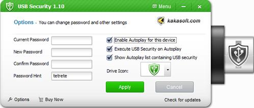 Autoplay USB Security